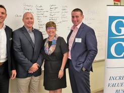 Chamber Members Define Leadership in Workshop