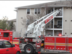 Dryer Fire Displaces Germantown Family
