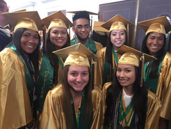"""Seneca Valley Class of 2017 Learns the """"Benefits of Failure"""" at Commencement"""