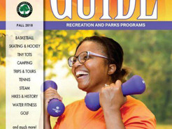 Montgomery County's Fall Guide for Recreation and Parks Programs Is Now Available