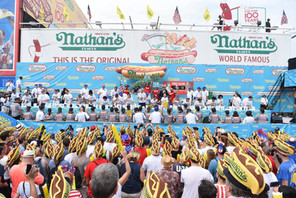 Germantown Woman Set to Compete for Hot Dog Eating Title on July 4th