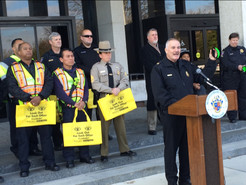"""Public Safety Chiefs Urge Public to """"Be Safer this Holiday Season"""""""
