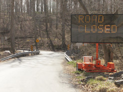 County to Replace Bridge on Huntmaster Road
