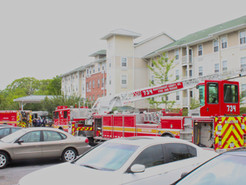 Kitchen Fire Forces Partial Evacuation of Assisted Living Facility
