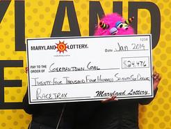 Beginner's Luck Wins 'Germantown Gal' $24,476 on the Virtual Ponies