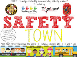5th District Police to Host Safety Town Event in Damascus