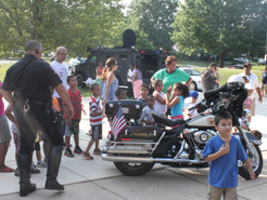 Daly Elementary Hosts National Night Out