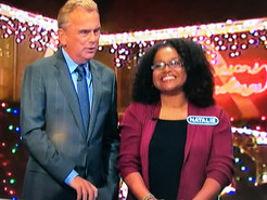 Clarksburg Mom Wins Big on Wheel of Fortune