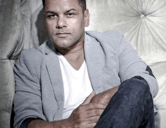 Luisito Rosario & Marlow Rosado Spice Up Valentine's Weekend with LATIN PASSION at BlackRock