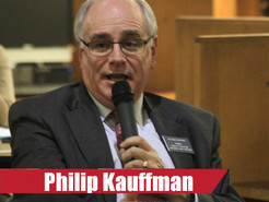Kauffman to Seek Third Term on Board of Ed