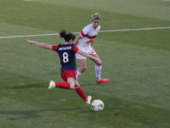 Undefeated Spirit Sit Atop NWSL Standings