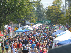 25th Annual Poolesville Day Set for This Saturday