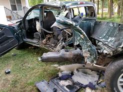 Poolesville Crash Requires Helicopter Medevac