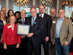 Gaithersburg-Germantown Chamber Presented with 70-Year Milestone Citation