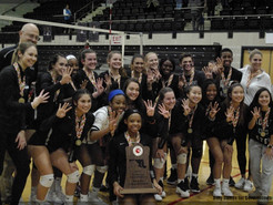 Dominant Lady Jags Win Fourth Straight Maryland State Title