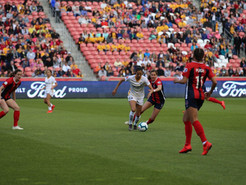 Spirit Fall to Utah Royals FC 1-0 in First Road Test of Season