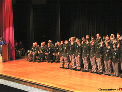 Northwest Hosts Montgomery County Public Safety Police Academy Graduation