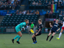 Sullivan Strikes as Spirit Draw on the Road at Reign FC