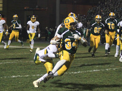 Damascus Crushes Seneca Valley in Rematch to Advance to 3A State Semi-Finals