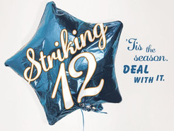 STRIKING 12 Brings Laughs and Real-Life Holiday Spirit to BlackRock
