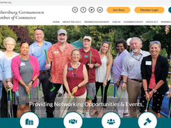 Gaithersburg-Germantown Chamber Launches New Website