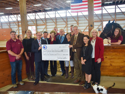 Grant to Help Create Commercial Greenhouse in Dickerson to Benefit Wounded Veterans