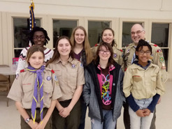 Local Scout Troop Among the First in the Nation to Welcome Girls