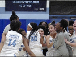 Lady Coyotes Continue History Making Season and Advance to Regional Championship Game