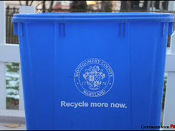 County Warns of Dangers of Placing Medical Waste in Recycling Bins