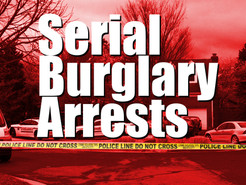 Two Arrested in Connection with Series of Germantown Burglaries