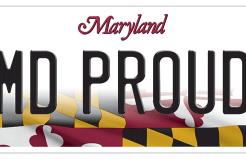 Governor Hogan Reveals New Maryland License Plates