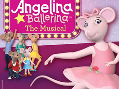 Vital Theatre Presents ANGELINA BALLERINA THE MUSICAL at BlackRock