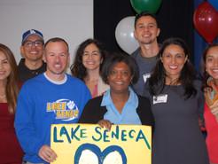 ¿Como Llegué Aqui? - Lake Seneca Elementary Celebrates Hispanic Heritage Month with Panel of Heroes