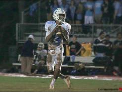 Clarksburg's Passing Game Beats Springbrook