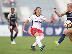 Spirit End Three-Game Road Trip with 2-0 Loss to North Carolina