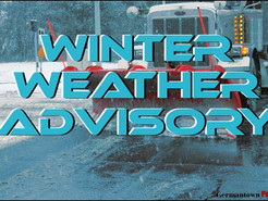Winter Weather Advisory Issued for Germantown Area
