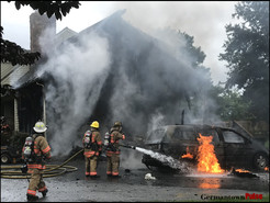Woman Suffers Serious Burns in Poolesville House Fire