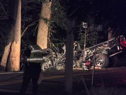 Fatal Crash Leaves Three Teenagers Dead in Clarksburg