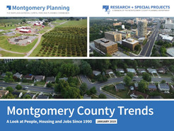 County Planning Department Releases Report Highlighting Population, Housing and Employment Trends Ov
