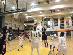 Heavy Hearted Eagles Fall to Quince Orchard