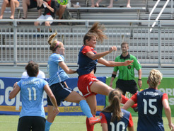 Spirit Beat New Jersey to Remain Tied for NWSL Lead