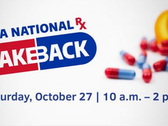 MoCo Police Agencies to Conduct Drug Take-Back Day