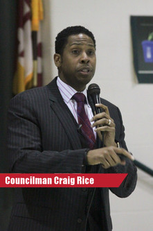 Councilmember Craig Rice's Remarks on FY19 Budgets