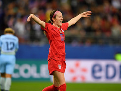 Spirit Players Have Huge Impact in US Women's Team's Huge Win at Women's World Cup
