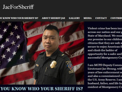 Germantown District Deputy Police Commander Running for Sheriff