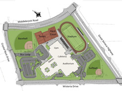 As Work is Set to Begin in July, the Opening of New Seneca Valley High School is Delayed One Year