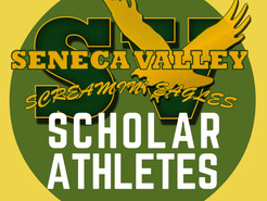 Seneca Names Scholar-Athletes of Month of December
