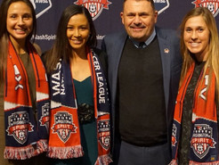 In a Busy Week, Washington Spirit Make a Splash at NWSL Draft, Trade Top Defenders, & Name Coach