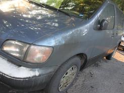 MCFRS Investigates Vehicle Arson Incident