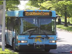 RideOn Bus Changes to Begin Sunday